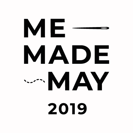 Me Made May 2019 button