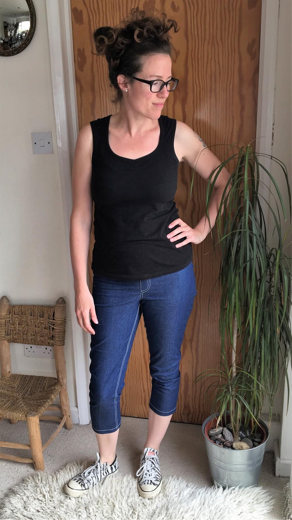Jalie Eleonore Pull-On Jeans #1
